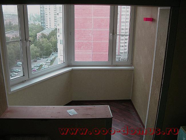 Балкон объединенный с комнатой фото.