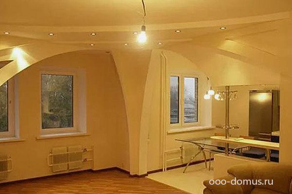 Строительство домов,коттеджей в СерпуховеРемонт квартир