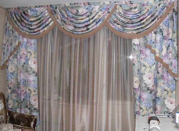 Пошив штор в Бутово