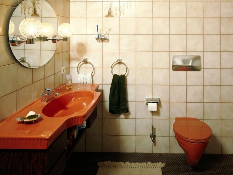 Дизайн туалетов в квартире из панелей